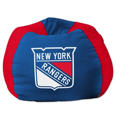 NHL Bean Bag Chair NHL Team: New York Rangers