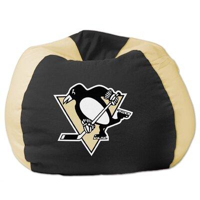 NHL Bean Bag Chair NHL Team: Pittsburgh Penguins