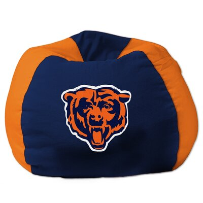 NFL Bean Bag Chair NFL Team: Chicago Bears