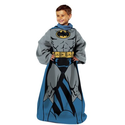 Batman Polyester Throw