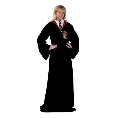 Harry Potter - Hogwarts Rules Fleece Throw