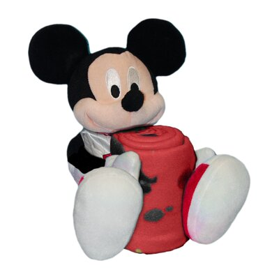 NBA Mickey Mouse Throw NBA Team: Chicago Bulls