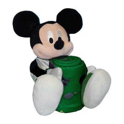 NBA Mickey Mouse Throw NBA Team: Boston Celtics
