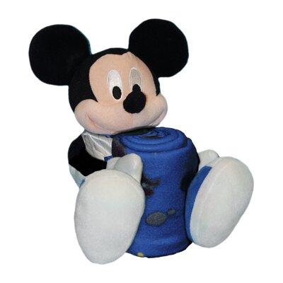 NBA Mickey Mouse Throw NBA Team: New York Knicks