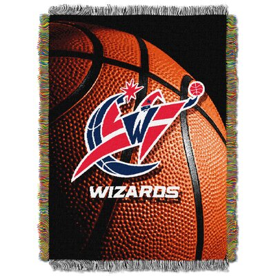 NBA Washington Wizards Tapestry Throw