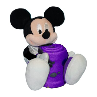 NBA Mickey Mouse Throw NBA Team: Los Angeles Lakers