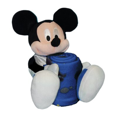 NBA Mickey Mouse Throw NBA Team: Orlando Magic