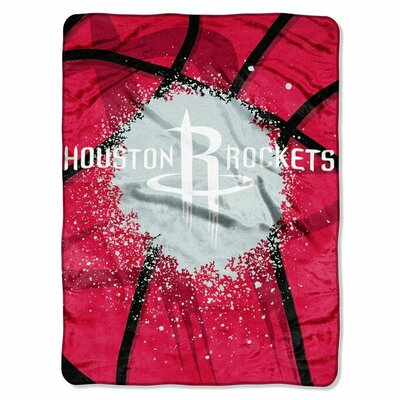 NBA Houston Rockets Micro Raschel Throw