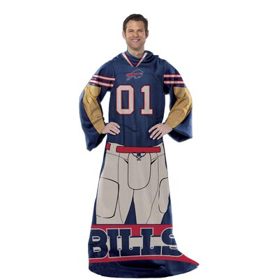 NFL Buffalo Bills Comfy Throw