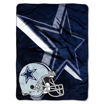 NFL Dallas Cowboys Raschel Throw