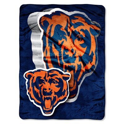 NFL Chicago Bears Raschel Throw