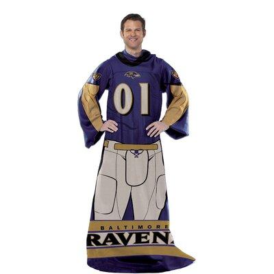 NFL Baltimore Ravens Comfy Throw