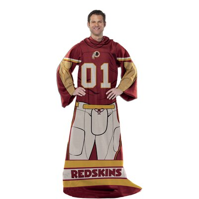 NFL Washington Redskins Comfy Throw