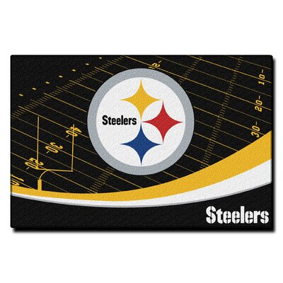NFL Pittsburgh Steelers Point Sport Novelty Rug