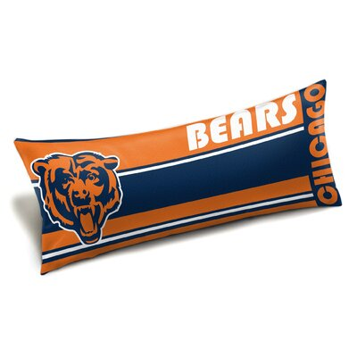 NFL Chicago Bears Seal Lumbar Pillow