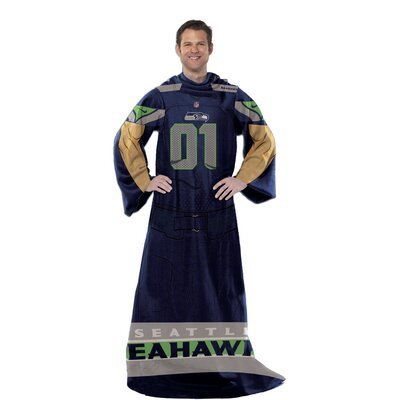 NFL Seattle Seahawks Comfy Throw