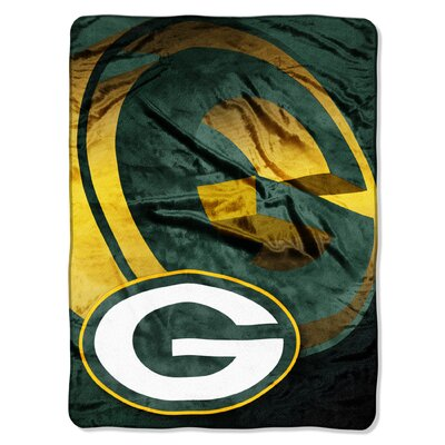 NFL Green Bay Packers Raschel Throw