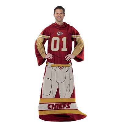NFL Kansas City Chiefs Comfy Throw