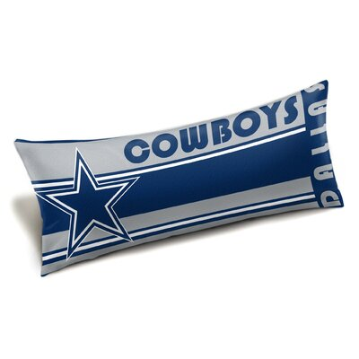 NFL Dallas Cowboys Seal Lumbar Pillow