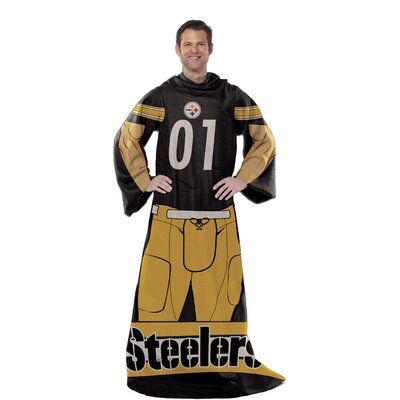 NFL Pittsburgh Steelers Comfy Throw