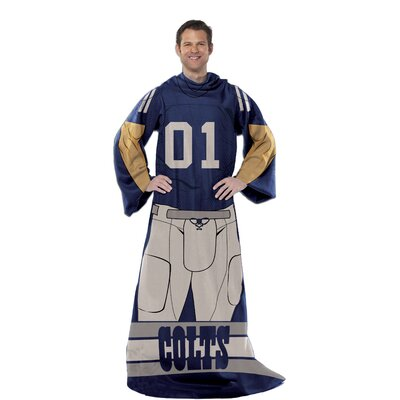 NFL Indianapolis Colts Comfy Throw