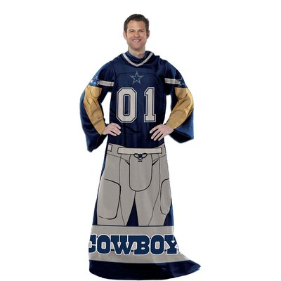 NFL Dallas Cowboys Comfy Throw
