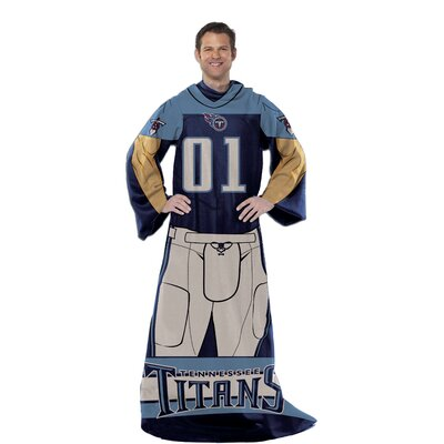 NFL Tennessee Titans Comfy Throw