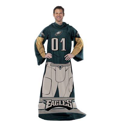 NFL Philadelphia Eagles Comfy Throw