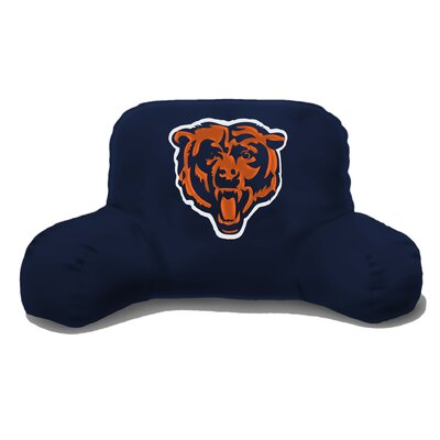 NFL Chicago Bears Cotton Bed Rest Pillow