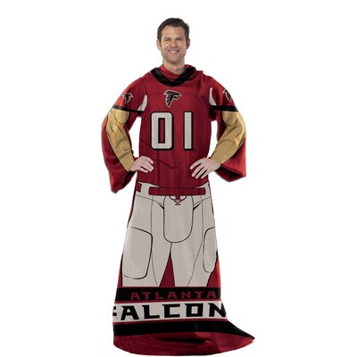 NFL Atlanta Falcons Comfy Throw