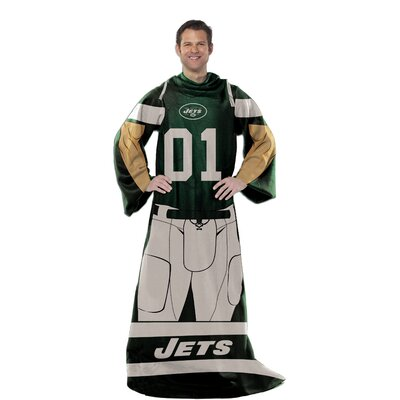 NFL New York Jets Comfy Throw