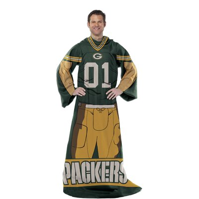 NFL Green Bay Packers Comfy Throw
