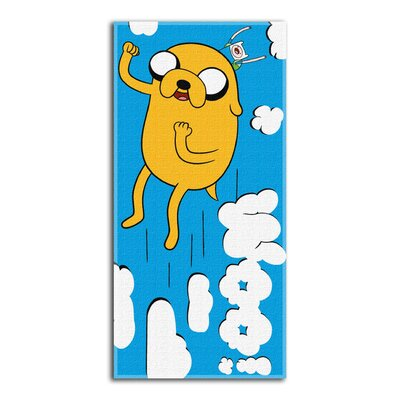 Entertainment Adventure Time Beach Towel