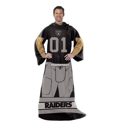 NFL Oakland Raiders Comfy Throw