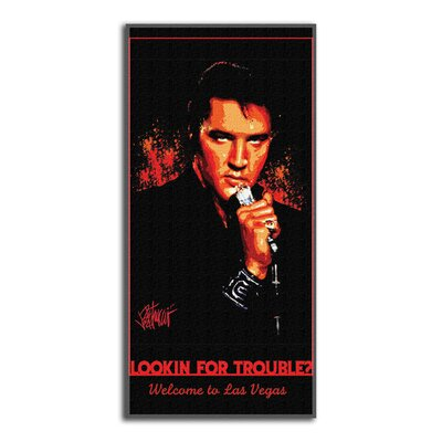 Entertainment Elvis Presley Beach Towel