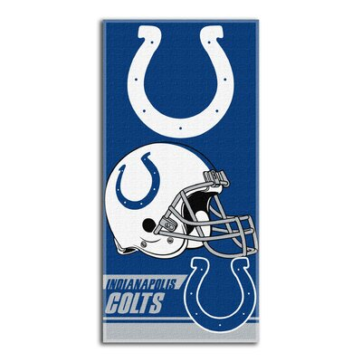 Indianapolis colts bedding sports decor for Colts bedroom ideas