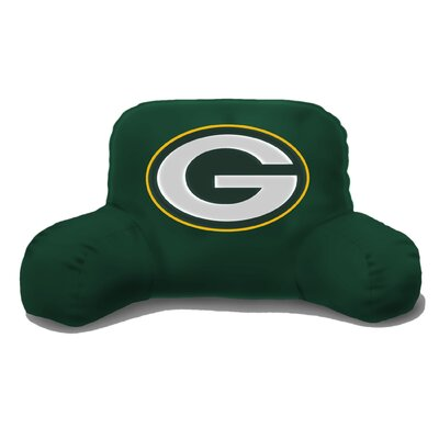 NFL Bay Packers Cotton Bed Rest Pillow