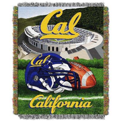 NCAA UC Berkley Tapestry Throw