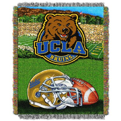 NCAA UCLA Tapestry Throw