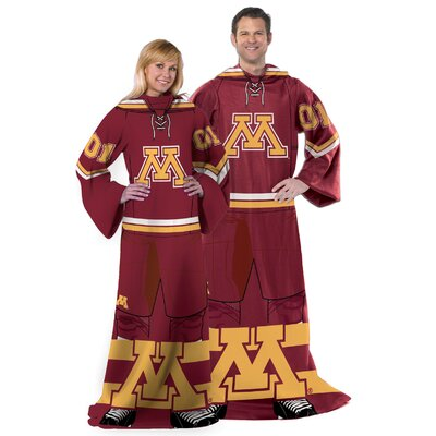 College NCAA Minnesota Comfy Throw