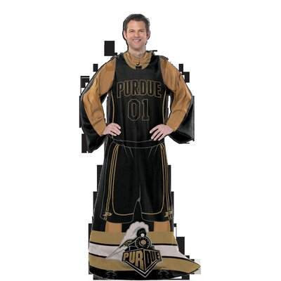 College NCAA Purdue Comfy Throw