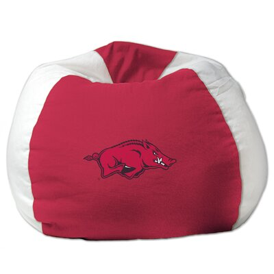 College Bean Bag Chair NCAA Team: Arkansas