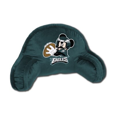 NFL Philadelphia Eagles Mickey Mouse Bed Rest Pillow