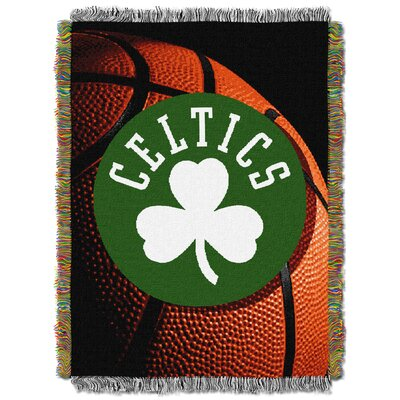 NBA Boston Celtics Tapestry Throw