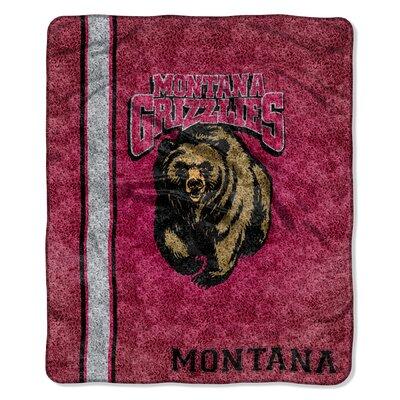 Collegiate Montana Sherpa Throw