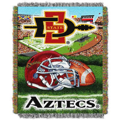 NCAA San Diego State Tapestry Throw