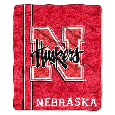College NCAA Nebraska Sherpa Throw