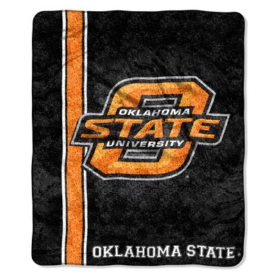 College NCAA Oklahoma State Sherpa Throw