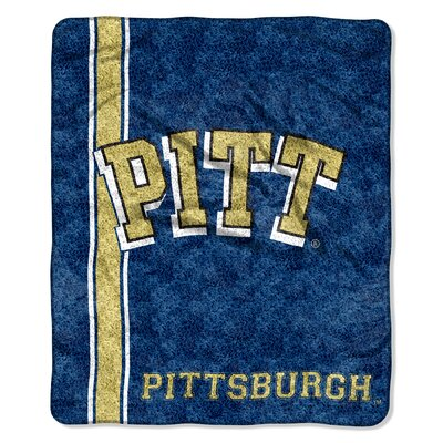 College NCAA Pittsburgh Sherpa Throw