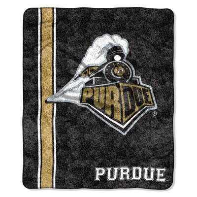College NCAA Purdue Sherpa Throw